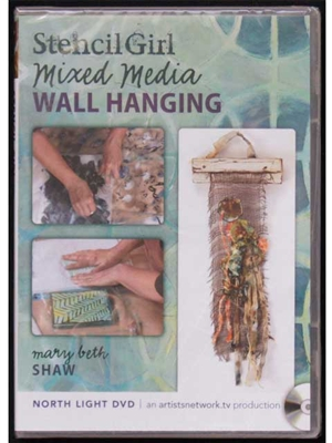 Mary Beth Shaw Wall Hanging DVD