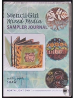 Mary Beth Shaw Mixed Media Sampler DVD