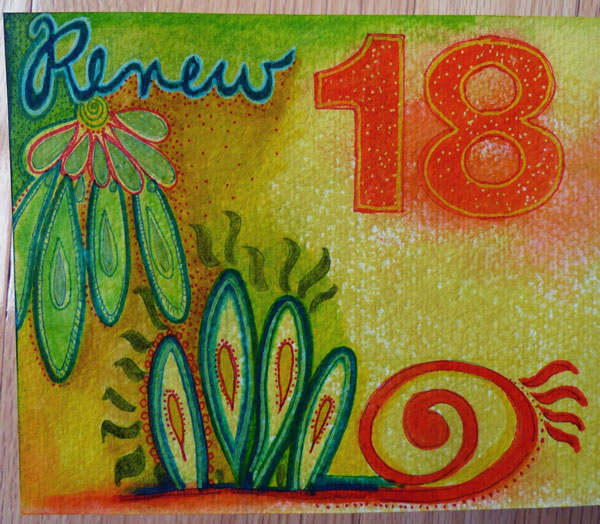 Jan2014 StencilClub - Art Journal 3 - Janet Joehlin