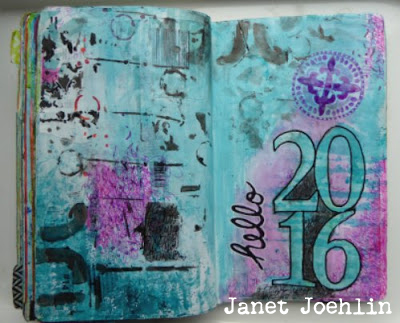 Jan2016 StencilClub - Documented Life Project - Janet Joehlin
