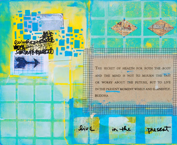 Oct2015 StencilClub - Art Journal 2 - Mary Nasser