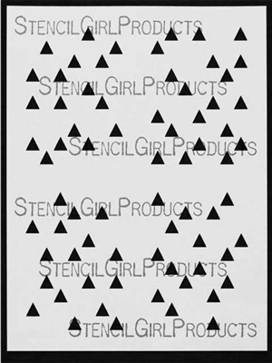 Mini-Triangles Stencil