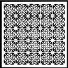 Square Celtic Knots by June Pfaff Daley