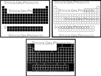 Periodic Tables Set by Mary Beth Shaw